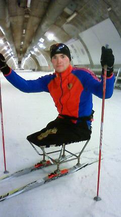 [写真]ロシアのイレク選手