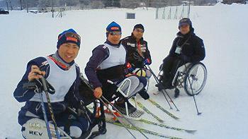 [写真]ジャパンパラリンピックで