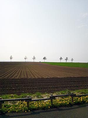 [写真]網走の風景
