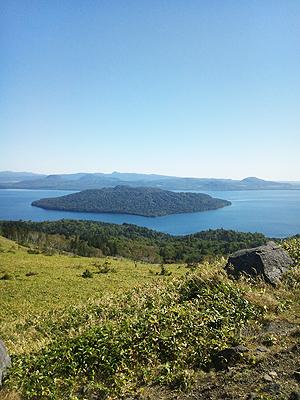 [写真]屈斜路湖