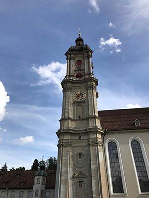 [写真]ザンクトガレン修道院