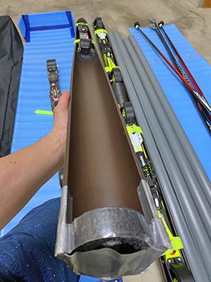 [写真]ローラーの収納方法