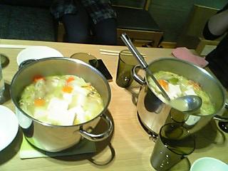[写真]鍋料理