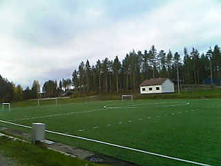 [写真]ボッカティのサッカー場