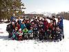 [写真]ジュニアキャンプ参加者みんなで記念撮影