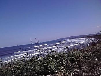 [写真]オホーツク海