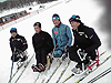 [写真]シットスキー体験