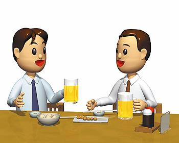 [写真]飲みすぎに注意