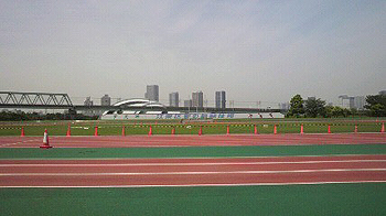 [写真]競技場の写真