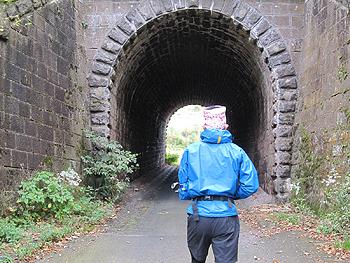 [写真]トンネル