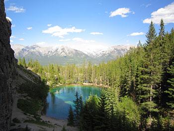 [写真]Grossi Lake