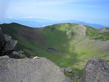 [写真]羊蹄山山頂