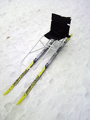 [写真]Snow Farmのシットスキー
