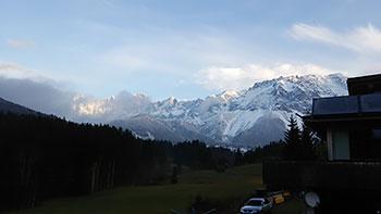 [写真]オーストリアの氷河