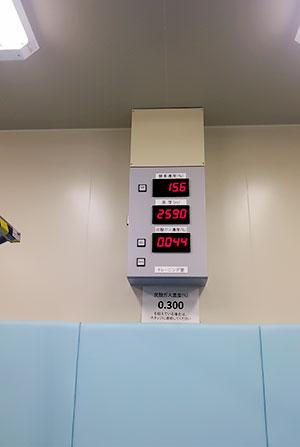 [写真]国立スポーツ科学センター 低酸素トレーニング室