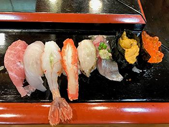 [写真]お寿司屋