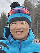 [写真]新田 佳浩選手