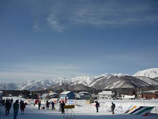 [写真]ジャパンパラリンピック会場