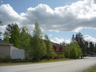 [写真]フィンランドの夏の空・雲