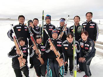 [写真]日本チームの集合写真