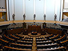 [写真]フィンランドの国会議事堂
