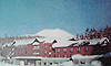 [写真]宿舎の旭岳万世閣ホテルベアモンテ