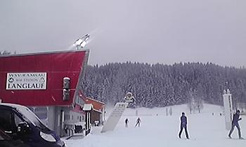 [写真]スキースタジアム