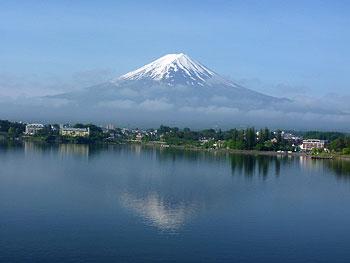 [写真]富士山