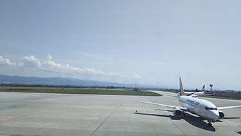 [写真]ソフィア空港