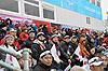 [写真]日本からの応援団