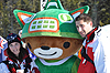[写真]パラリンピックのマスコットキャラクター「スーミ」