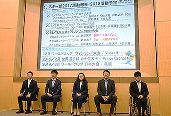 [写真]チームAURORA活動報告会
