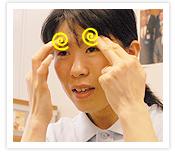 [写真]円を描くようにぐるぐる回す