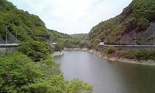 [写真]一庫公園のダム
