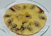 [写真]バナナのタルト