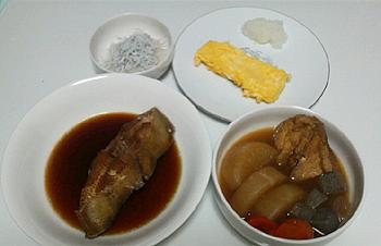 [写真]貧血にいい和食メニュー
