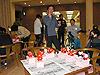 [写真]赤べこ作り体験