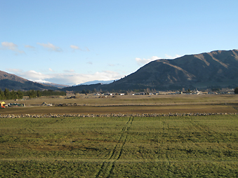 [写真]ニュージーランドの景色