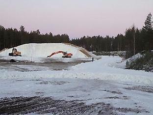 [写真]外のスキートラック
